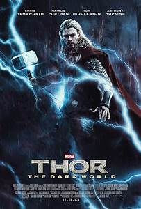 THOR: The Dark World by visuasys on DeviantArt