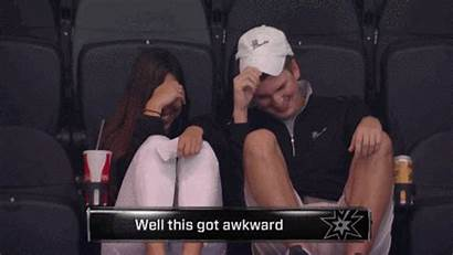 Kiss Cam Awkward Ever Moment Don Found
