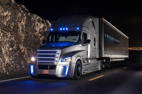 Daimler's Autonomous Bigrig