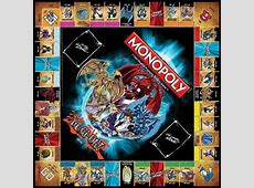 YuGiOh! Duel Monsters Monopoly – Jogo de Tabuleiro