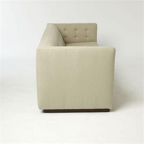 rochester sofa 82 quot west elm