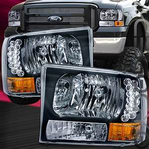 Led Headlights For 1999 F250 Diesel
