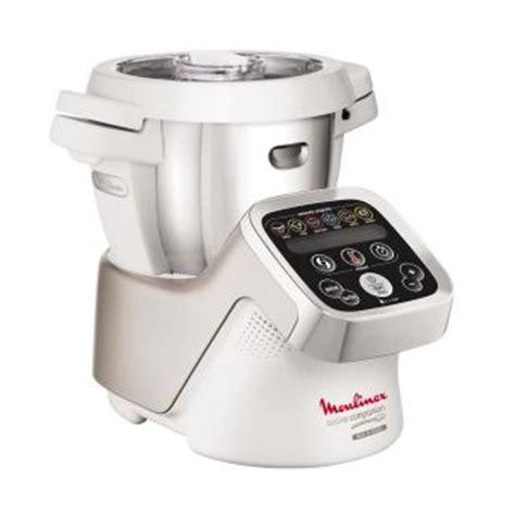 robot cuiseur moulinex cuisine companion hf800a10 achat prix fnac