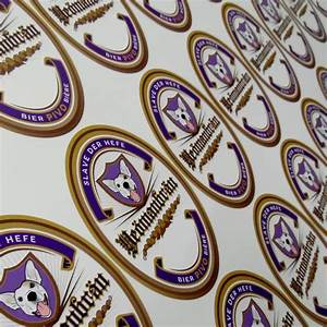 custom stickers personalised stickers and sticker printing With circle sticker printing