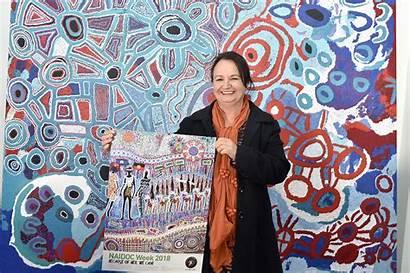 Naidoc Cheryl Moggs Artwork Indigenous Artist Australian