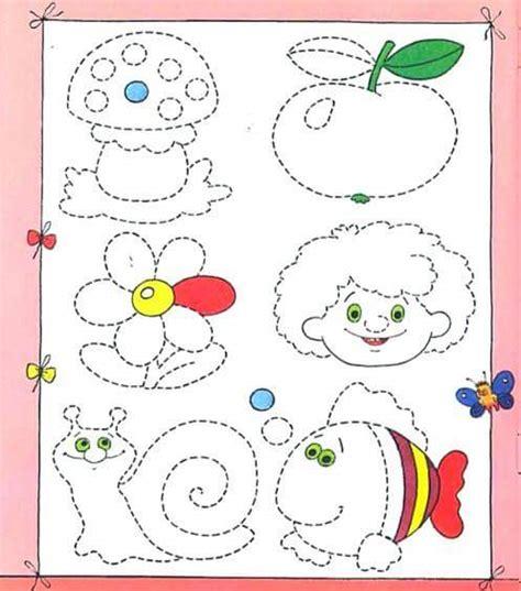 Prewriting Worksheets For Kindergarten « Preschool And Homeschool