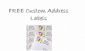 address labels personalized return address labels With get free address labels