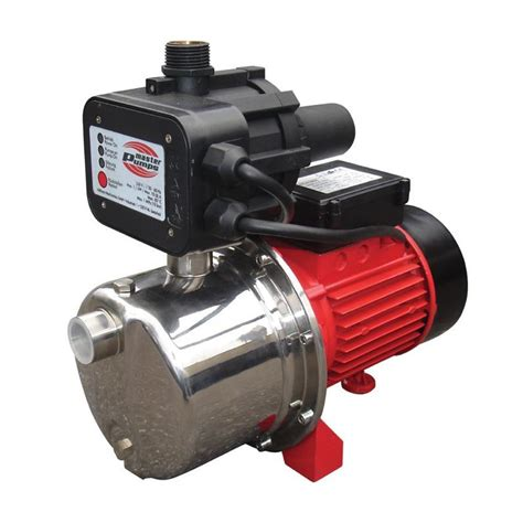 magasins ustensiles cuisine pompe eau de surface multicellulaire 1100w master pumps