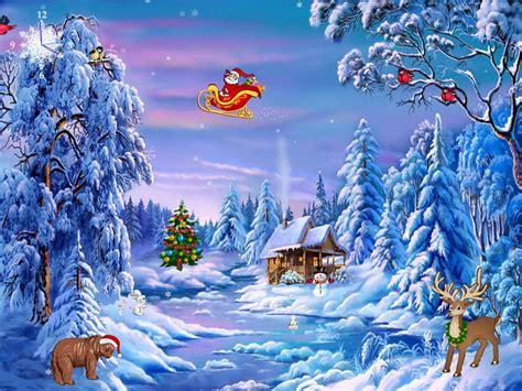 christmas symphony screensaver  windows
