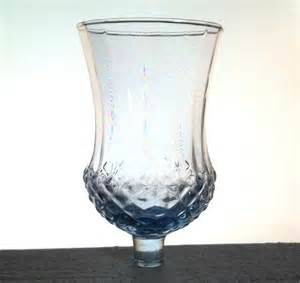 Home Interiors Votive Candle Holders Home Interiors Votive Cup Glass Blue Pressed Bottom Candle Holders Accessories
