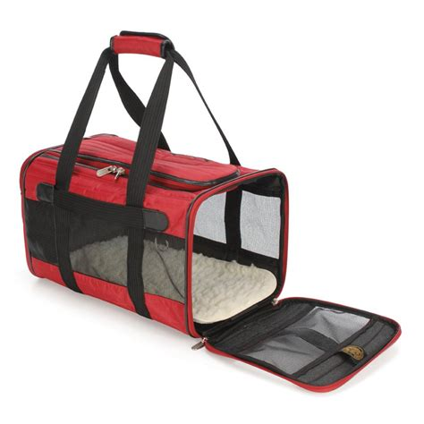sherpa pet carrier sherpa original deluxe and black pet carrier airline
