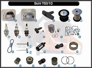 Stihl Parts Gallery