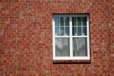 install  window   brick wall  remodeling homesteady