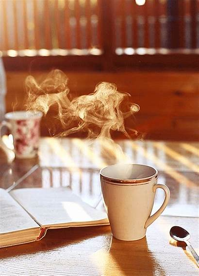 Coffee Giphy Neighbor Via Election Cure