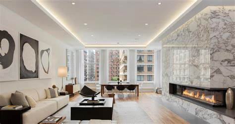The Living Room War Definition by The Living Room S Manhattan Penthouse Lonny