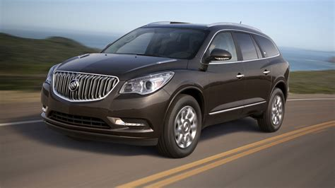 Buick Enclave Recalls by Gm Recalls 1 2 Million Suvs For Problem With Air Bags