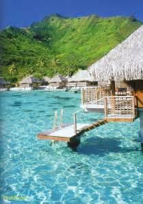 Bora Tahiti French Polynesia Vacation