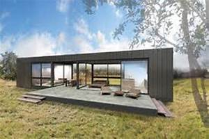 Affordable Modern Prefab Homes Design