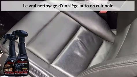nettoyage sieges auto nettoyage d 39 un siège auto en cuir noir
