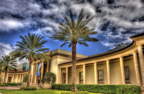 museum of arts in st pete florida its made of