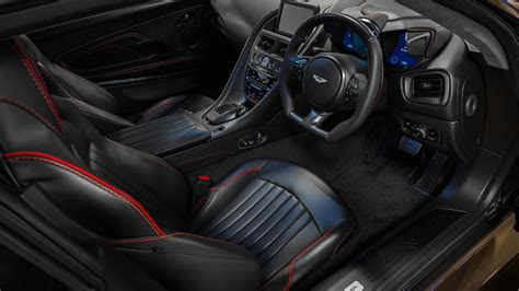 aston martin ohmss dbs superleggera  interior