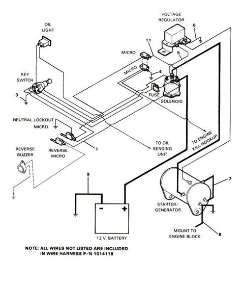 1989 Club Car Solenoid Wiring Diagram by I 1995 Gas Club Car Engine Cranks But Will Not Start
