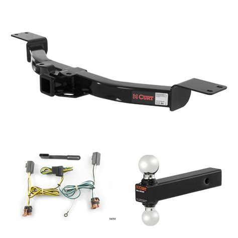 Curt Trailer Hitch Wiring Multi Ball Mount For