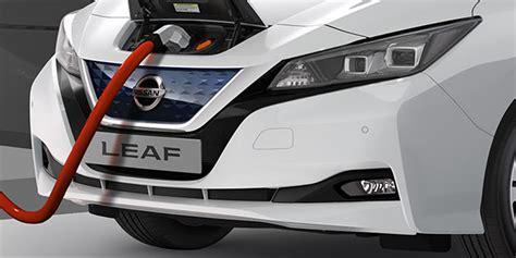 autonomia  ricarica nuova nissan leaf veicolo elettrico