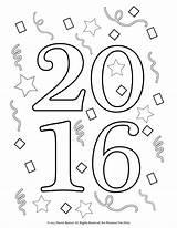 Coloring Printable Years Number Happy Confetti Bread Colouring Getdrawings Template Getcolorings Enregistree Depuis Carte sketch template