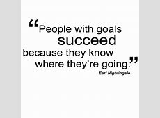 Quotes About Goals QuotesGram