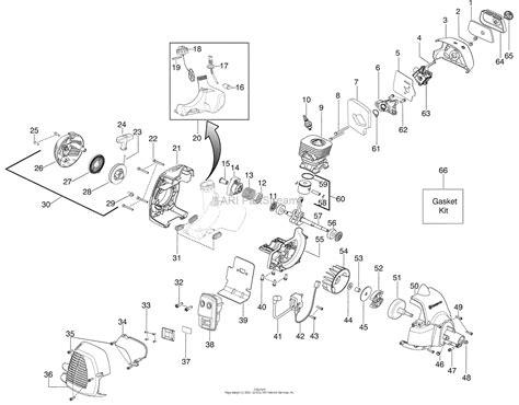 Husqvarna Parts Diagram For Engine