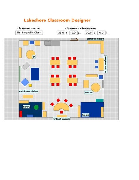 lakeshore classroom designer classroom environment ms bagwell s kindergarten class