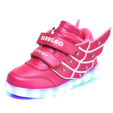 light up sneakers for youth children shoes with light up sneakers for kids usb