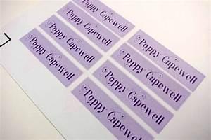 cricut label maker 20 2 made by creative label With cricut label maker