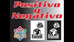 Coreldraw - Positivo Y Negativo