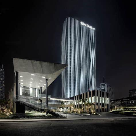 kengo kuma  hongkou soho offices  shanghai floornature