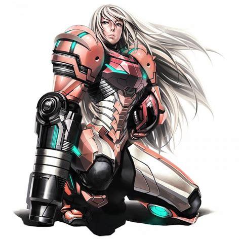 Samus Aran Metroid Image 445444 Zerochan Anime