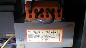 Control Transformer Wiring