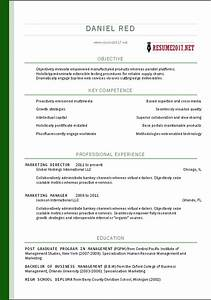 7 free resume templates resume templates for free free With free easy resume