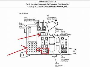 94 Honda Accord Fuse Box Diagram