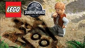 VIDEO: Full Trailer for LEGO Jurassic Park/World Video Game