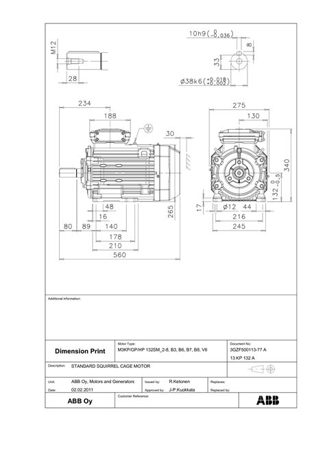 ABB Explosion Proof Motors Catalog - Industrial Matrix