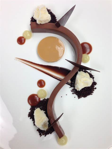 cuisine dessert modern pastry desserts plated desserts