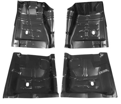 chevrolet floor pan patch kit