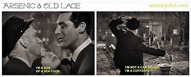 Arsenic And Old Lace Movie Quotes | Movie quotes, Movies ...