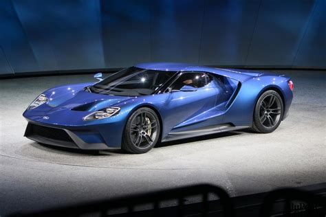 ford gt 2016 new 2016 ford gt unveiled