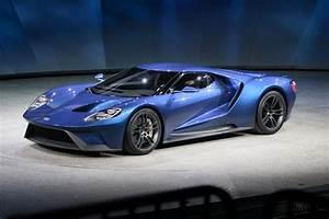 Ford Gt 2016 : new 2016 ford gt unveiled ~ Voncanada.com Idées de Décoration