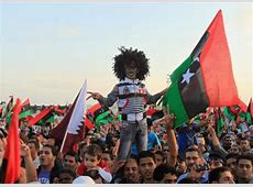 Rising In The East Benghazi Protests Disrupt Libya Elections