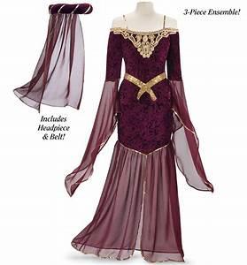 Medieval Enchantress Halloween Costume