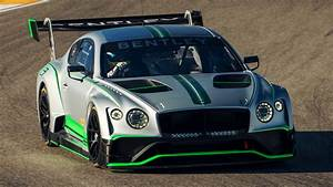 2018 Bentley Continental GT3 - Wallpapers and HD Images